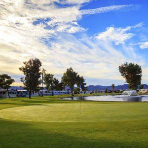 9 Hole Private Executive golf Course